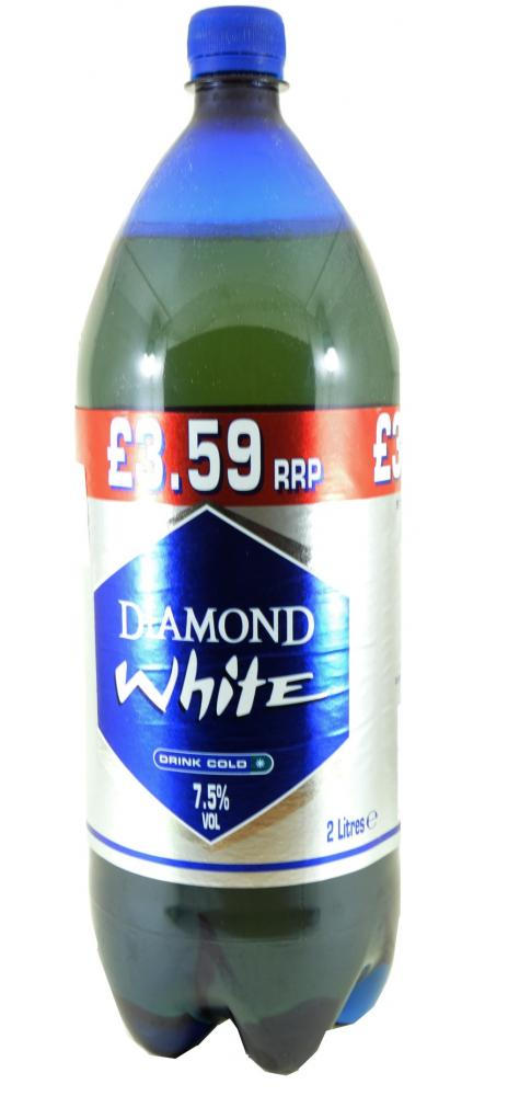 Diamond White Cider S