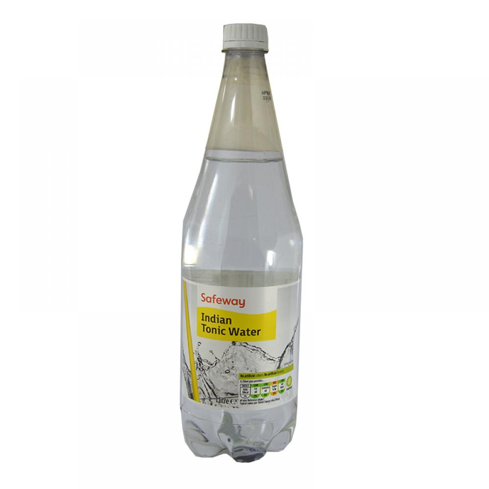 Safeway Indian Tonic Water 1 Litre