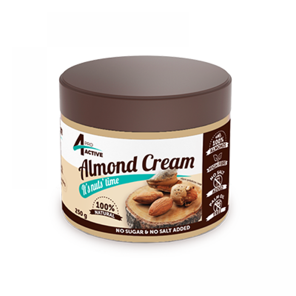 4ProActive Almond Cream 250g