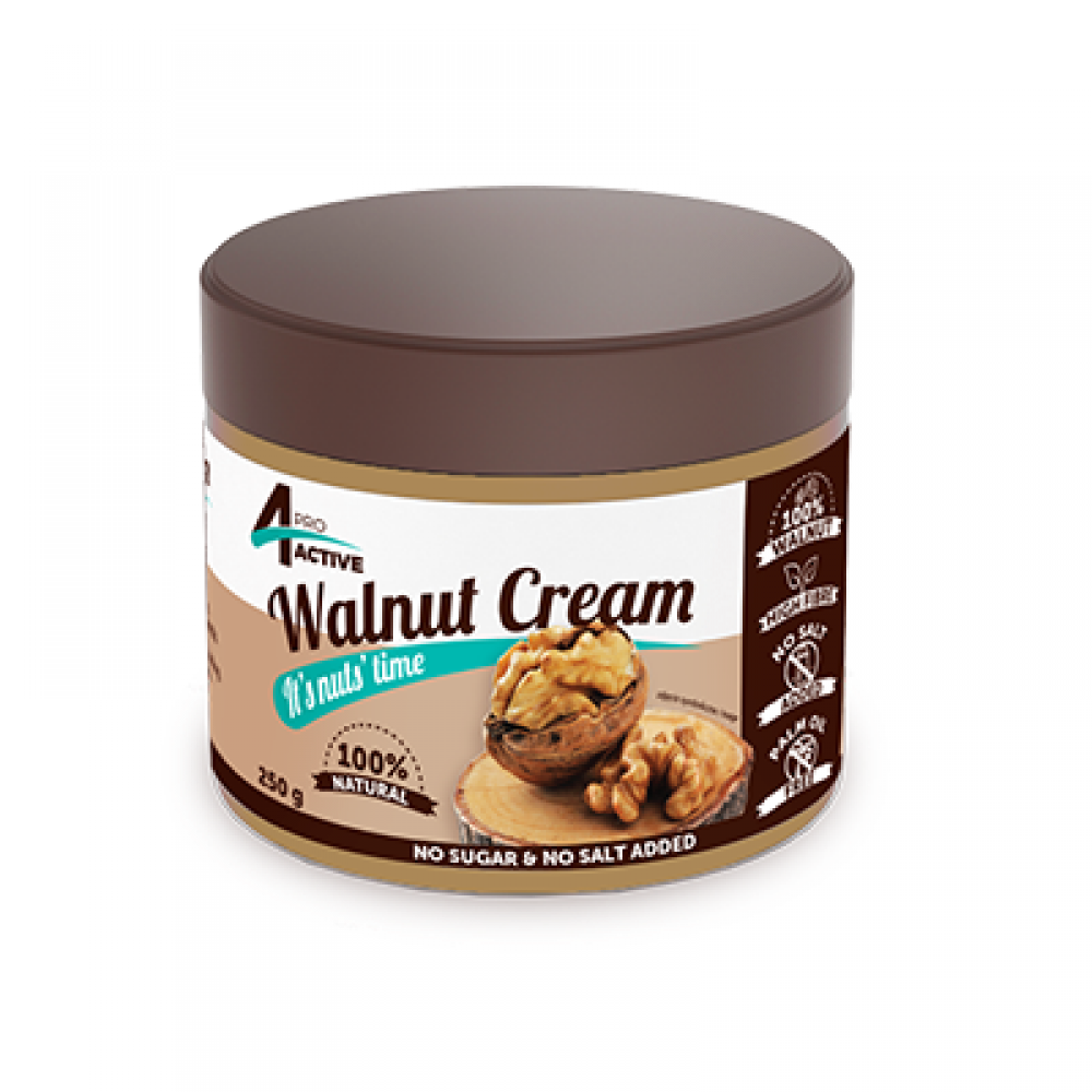 4ProActive Walnut Cream 250g