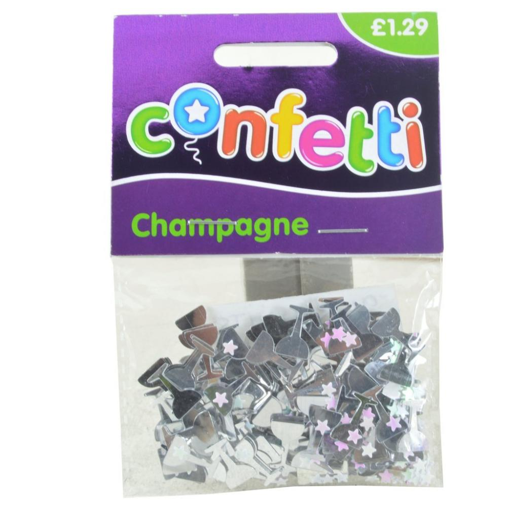 SUMMER SALE  Confetti Champagne