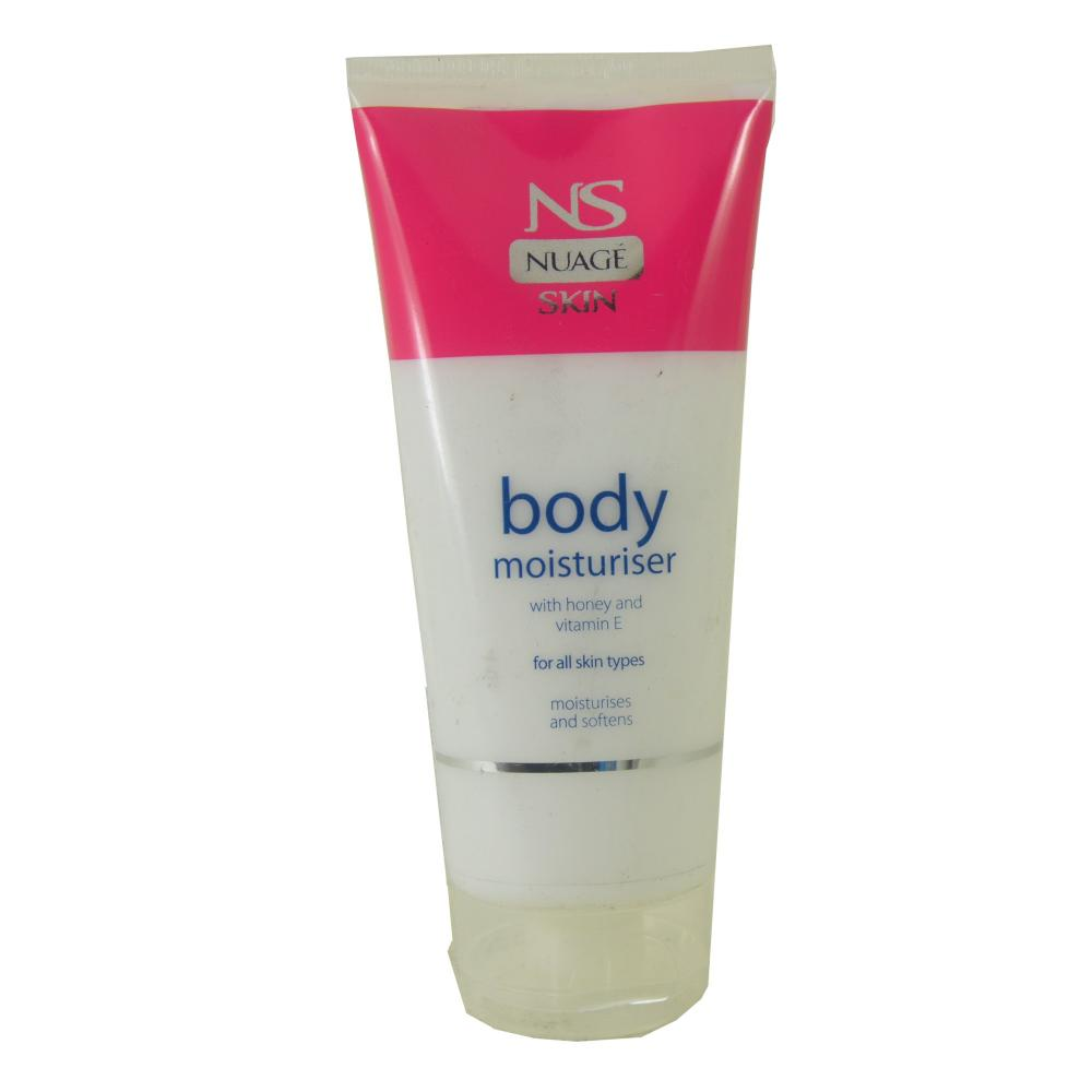 Nuage Body Moisturiser With Honey And Vitamin E 200ml