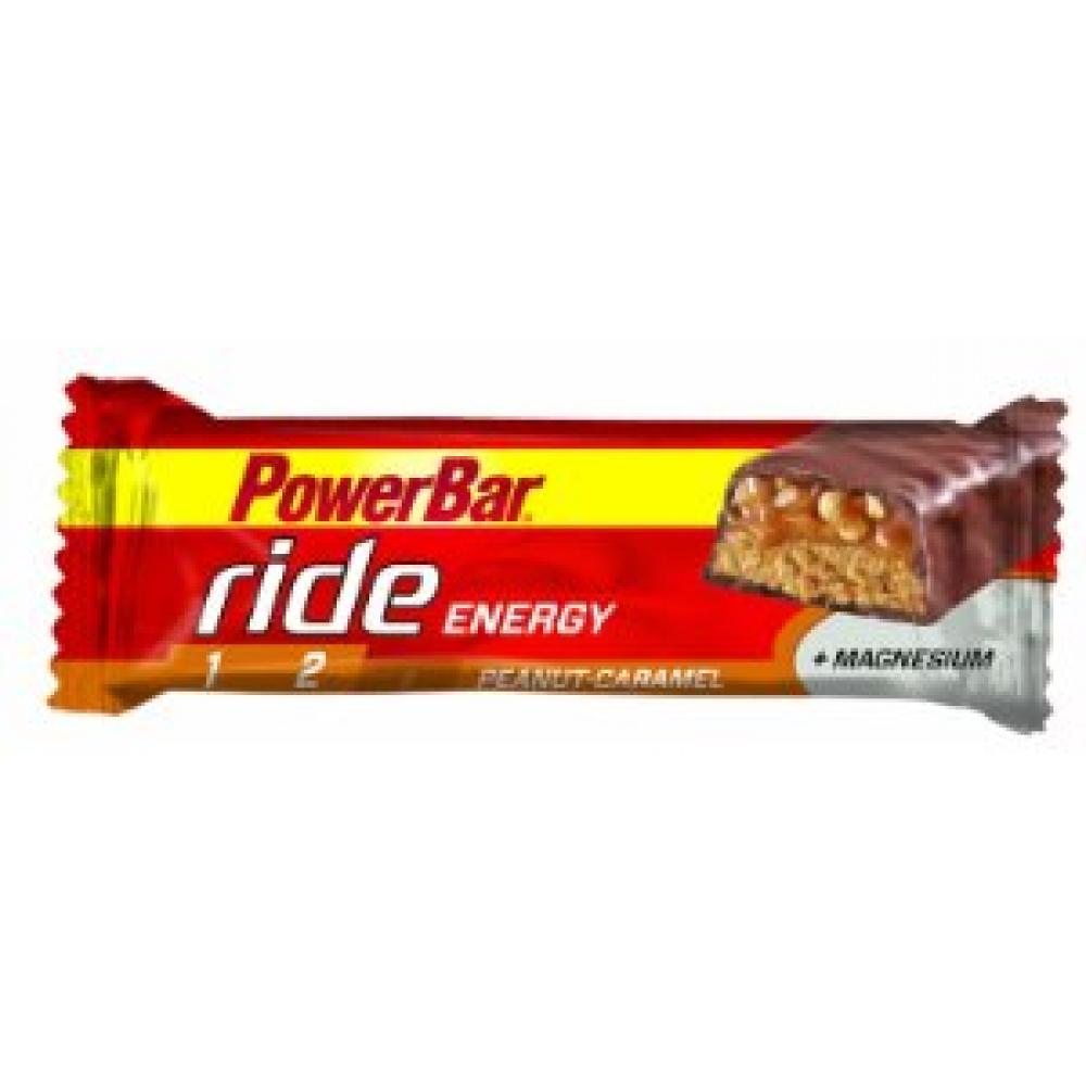 FLASH DEAL  Power Bar Energy Bar Caramel Peanut Flavour 55g