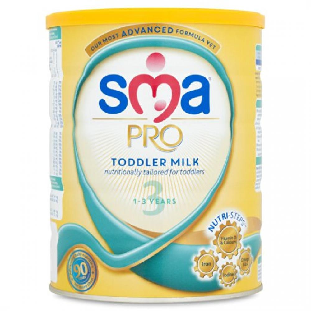 SMA PRO Toddler Milk 1 to 3 Years 800 g