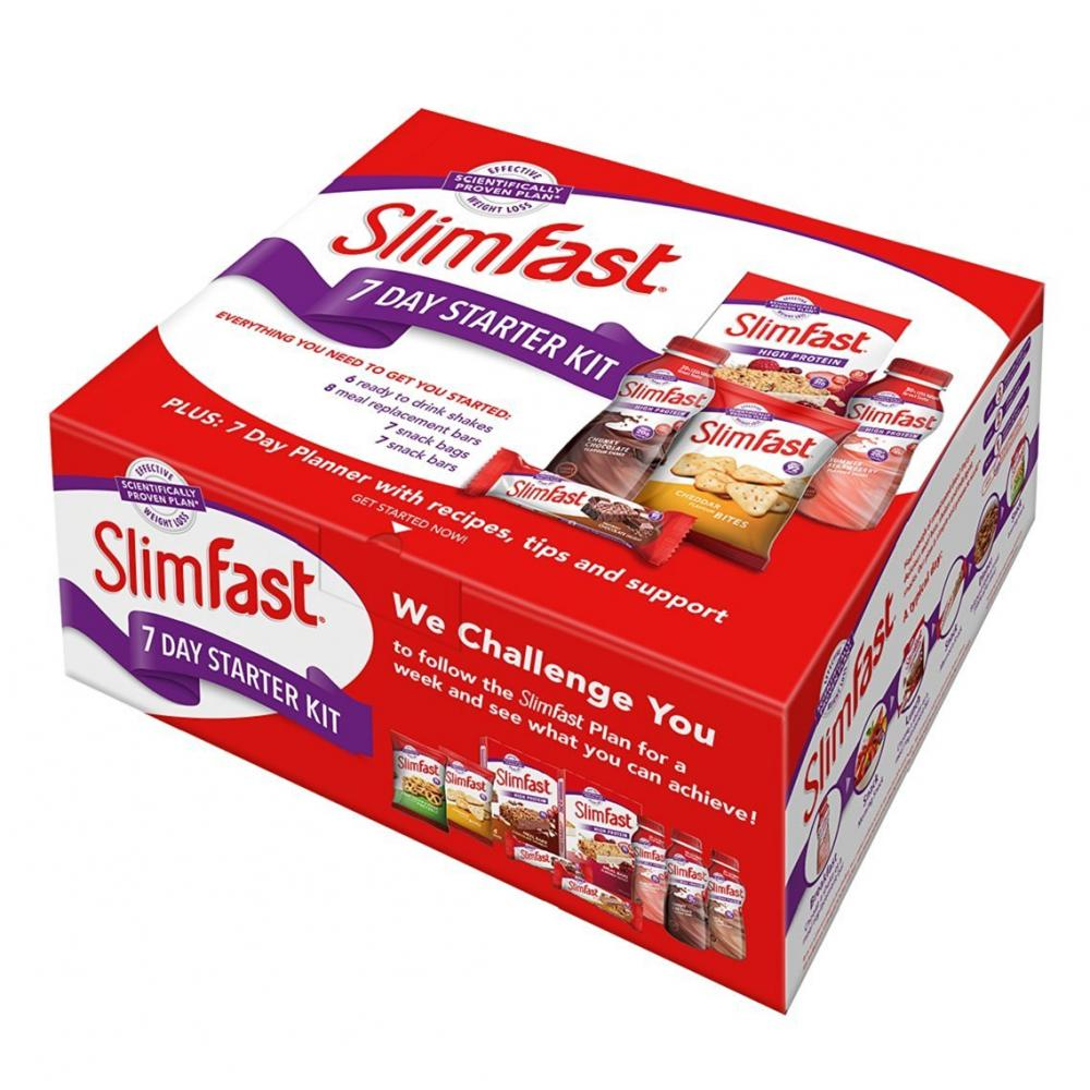 WEEKLY DEAL  Slim Fast 7 Day Starter Kit