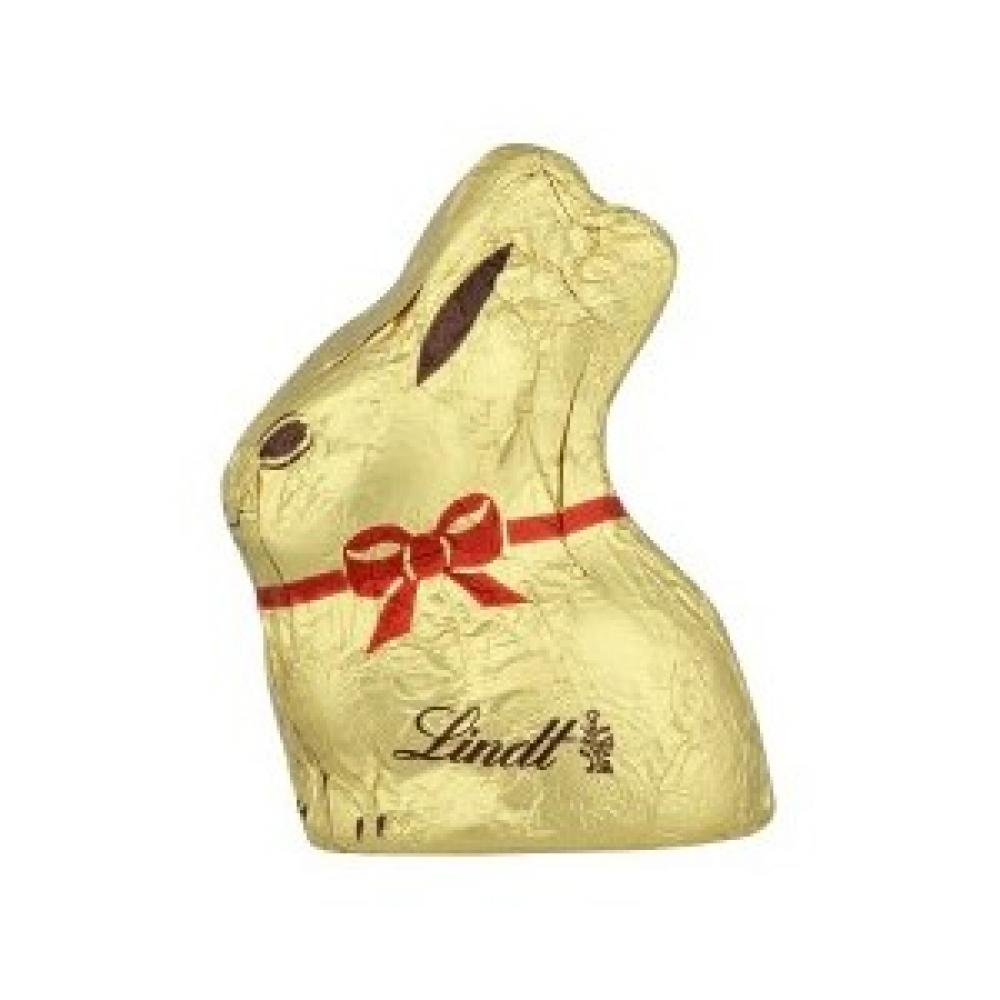 Lindt Milk Chocolate Bunny 10g Approved Food