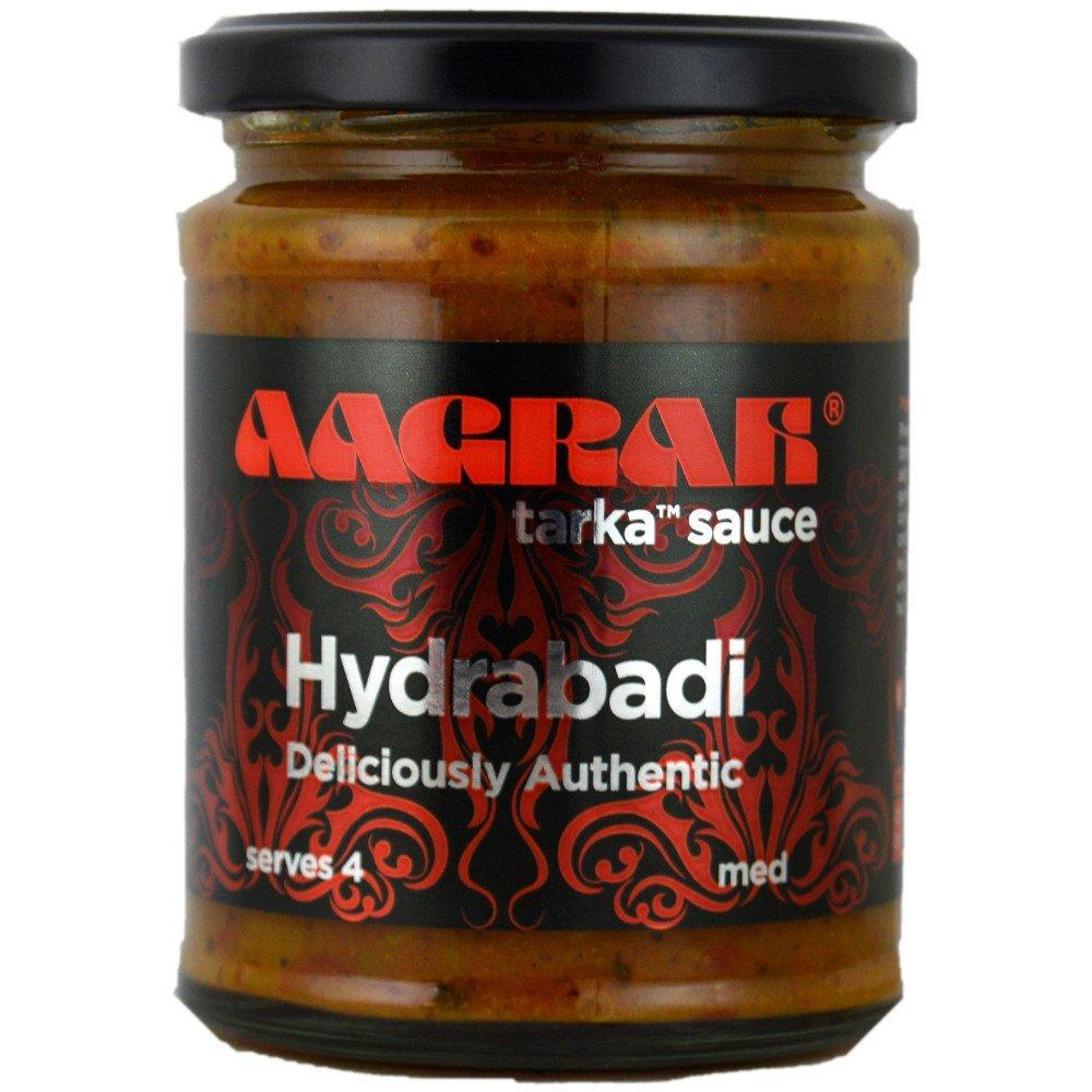 Aagrar Tarka Sauce Hyderabadi 270g