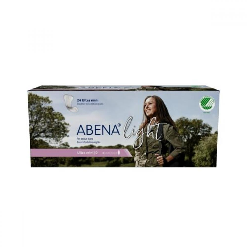 Abena Light Ultra Mini (24 Pads)