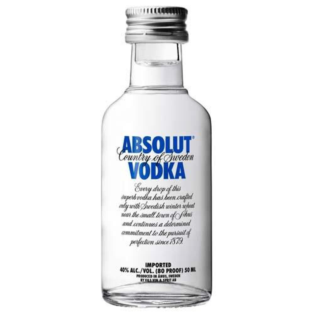 Absolut Vodka 50ml
