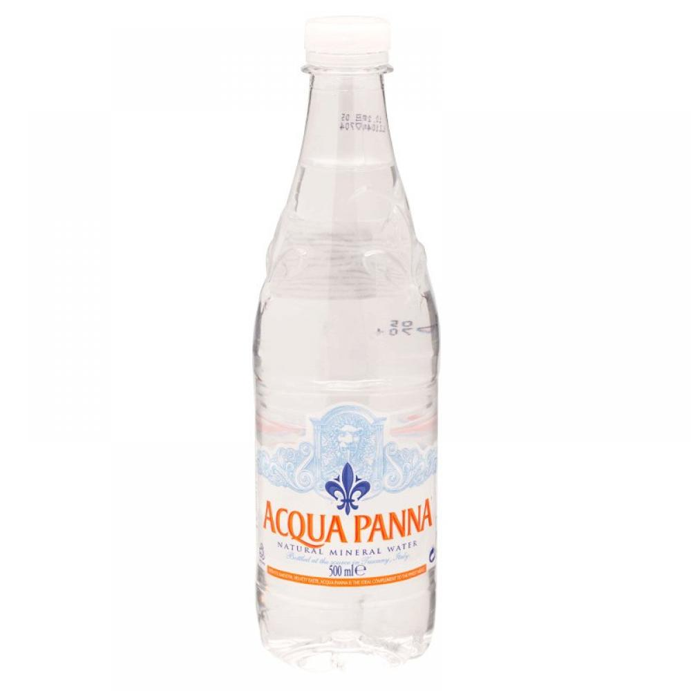 Acqua Panna Natural Mineral Water 500ml