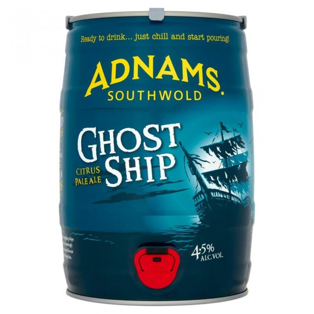 Adnams Ghost Ship Citrus Pale Ale 5L
