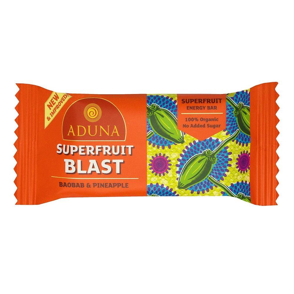Aduna Superfruit Blast Baobab and Pineapple 40g