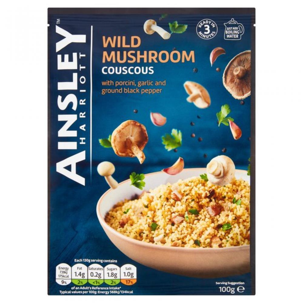 Ainsley Harriott Wild Mushroom Couscous 100g