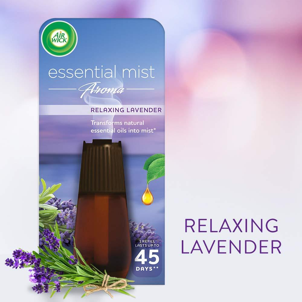 Air Wick Essential Mist RefillRelaxing Lavender 20ml