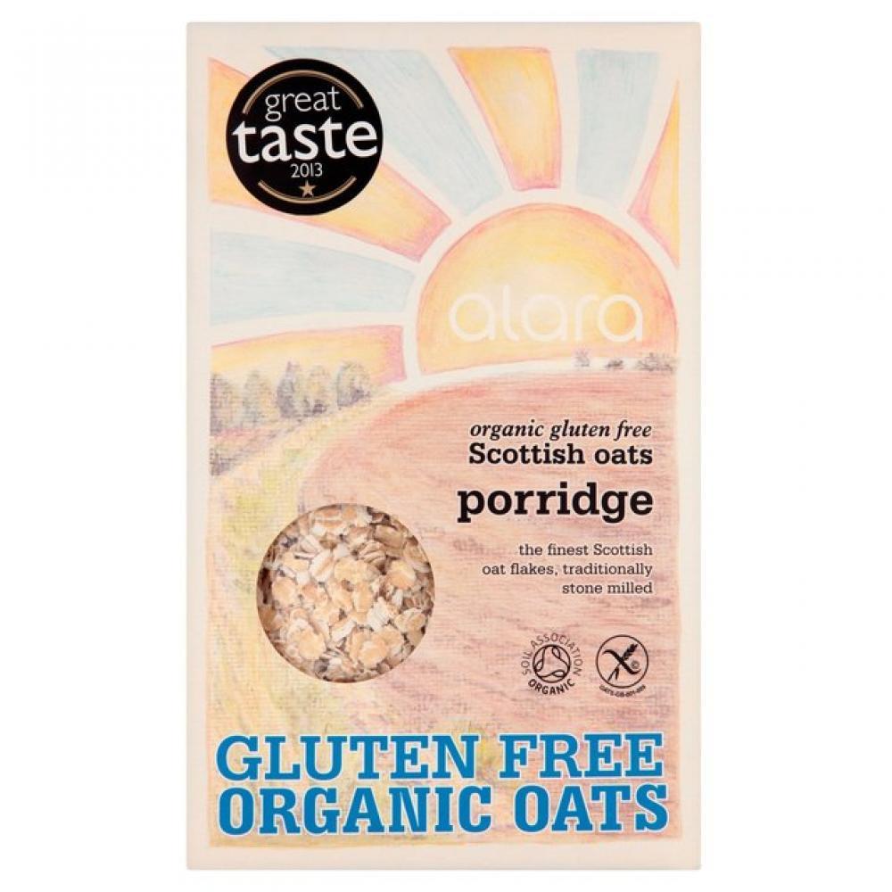 Alara Organic G.F Scottish Porridge 500 g