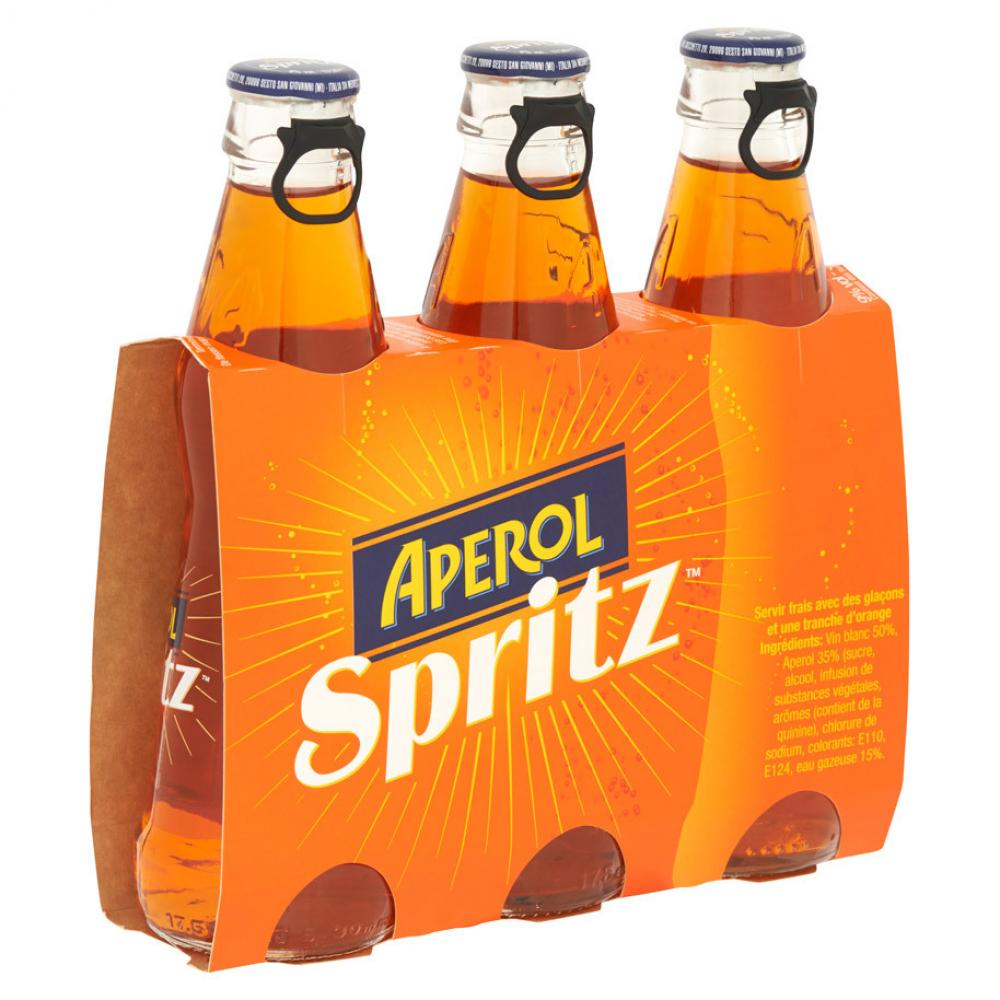 WEEKLY DEAL  Aperol Spritz 175ml x 3