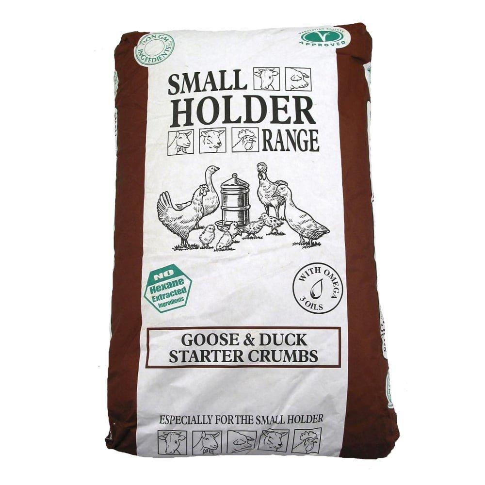 Allen and Page Goose and Duck Starter Crumbs 20kg