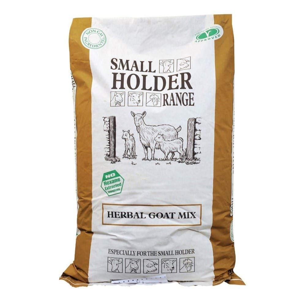 Small Holder Range Herbal Goat Mix 20kg