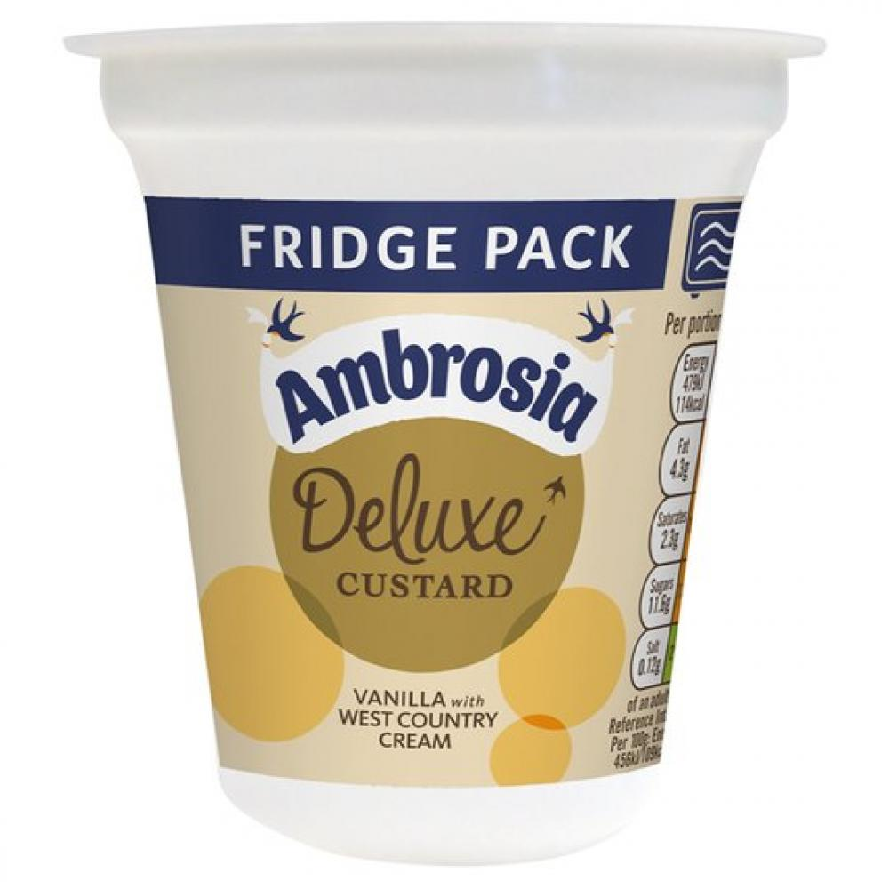 Ambrosia Deluxe West Country Custard 320g