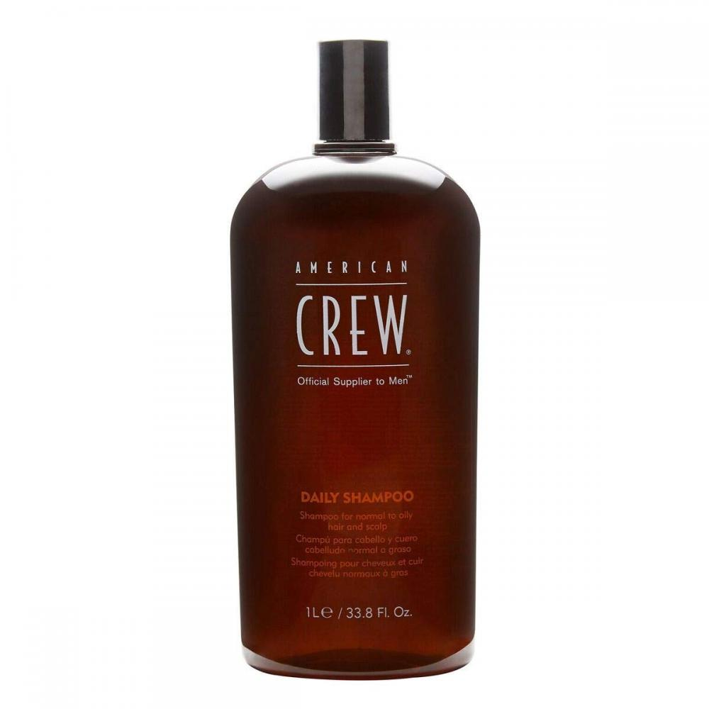 American Crew Daily Shampoo For Men 1000ml