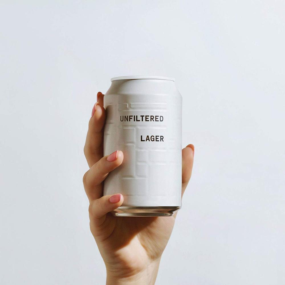 And Union Unfiltered Lager 330 ml