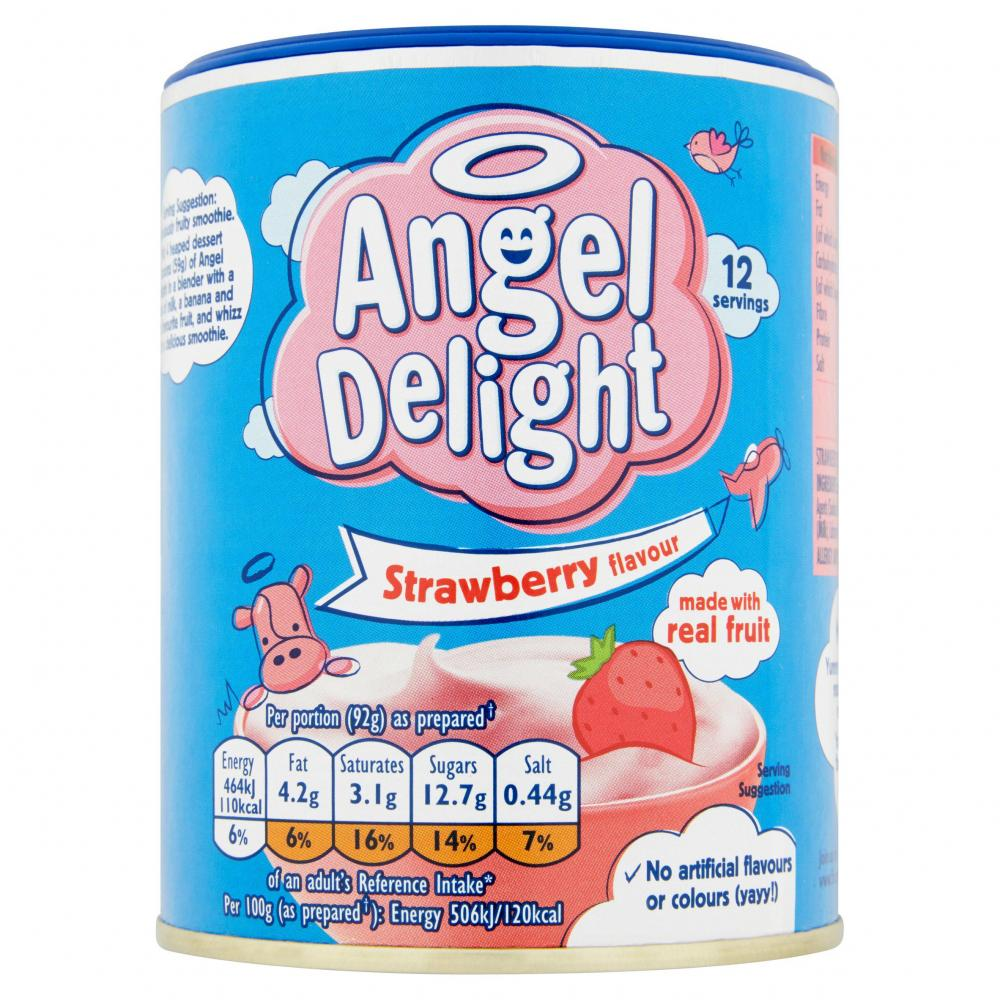 Angel Delight Strawberry Flavour 177g