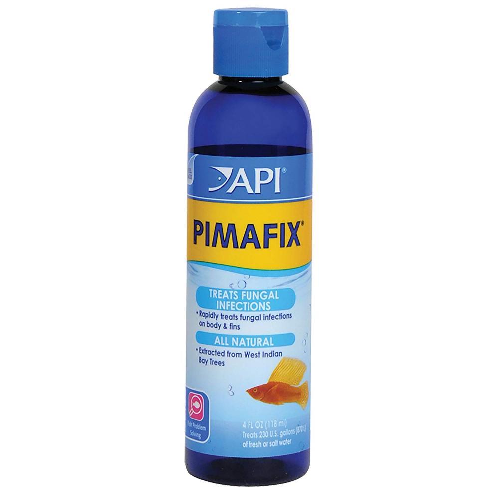 API Pimafix Fights Aquarium Fungal Infections 118ml