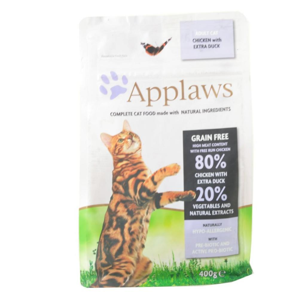 Applaws Adult Cat Food Chicken With Duck 400g