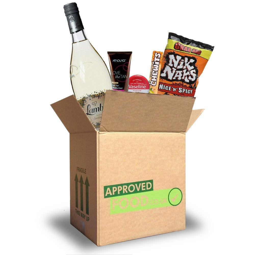 JUNE SPECIAL  Approved Food Love Island Box
