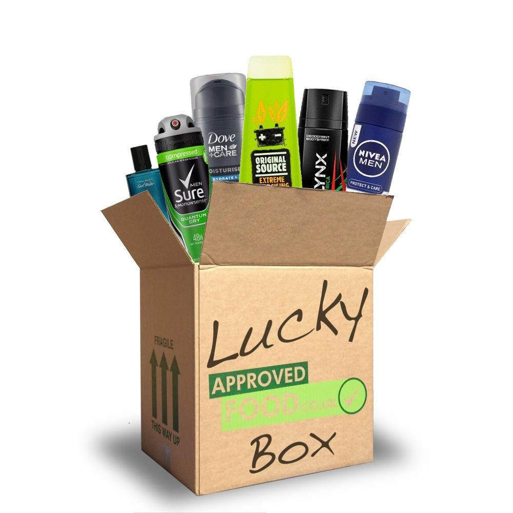 Approved Food Mens Toiletries Box