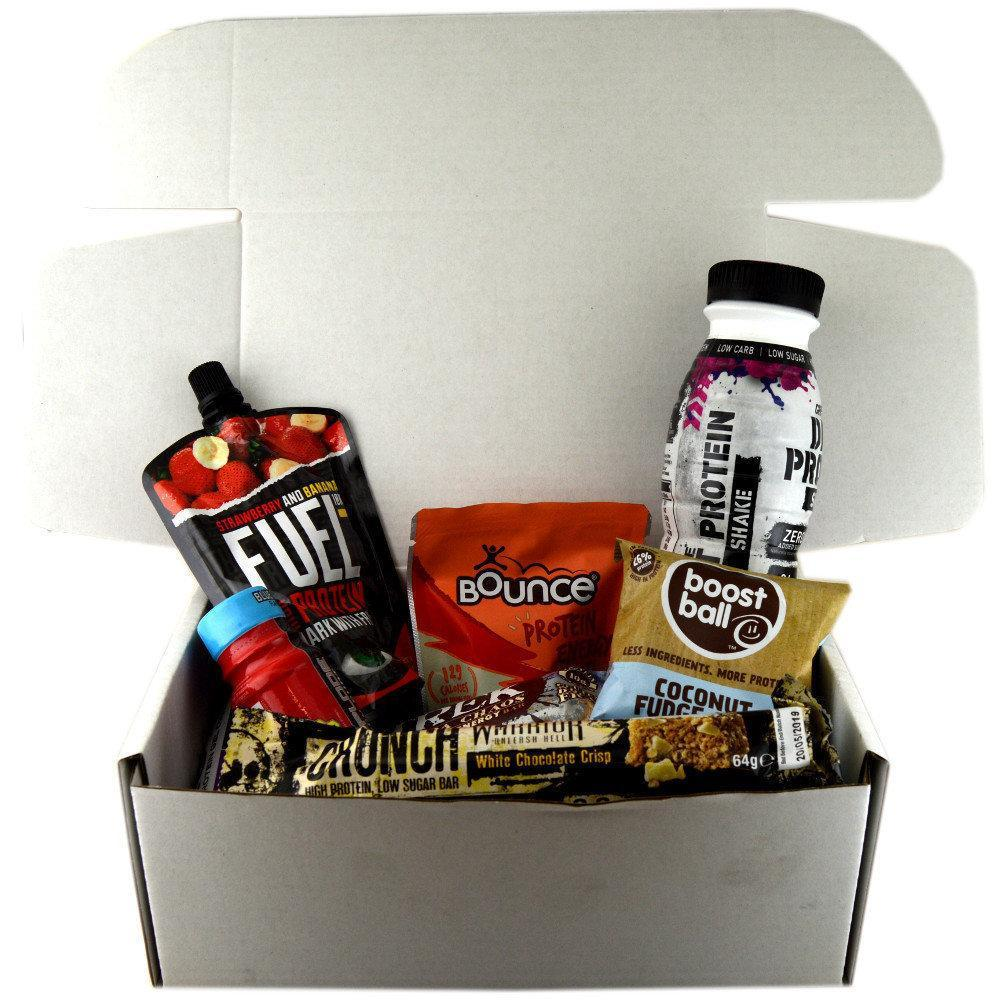 Approved Food Protein Snack Box