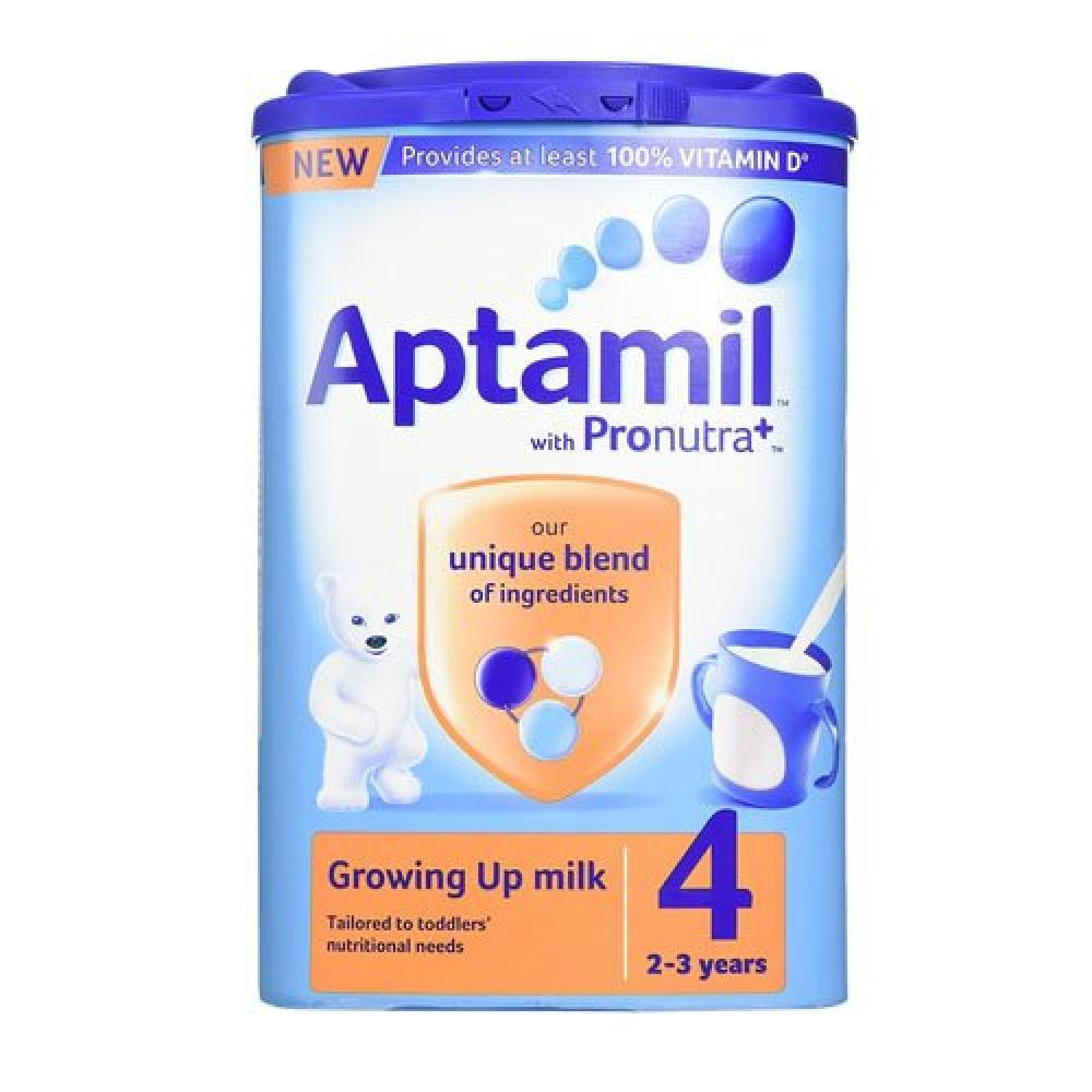 Aptamil Stage 4 Growing Up Milk Powder 800g