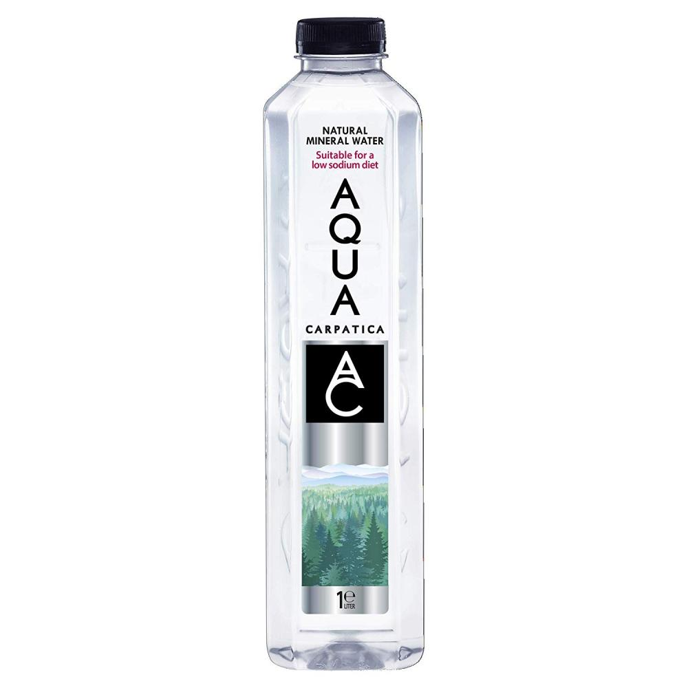 Aqua Carpatica Low Sodium Still Water 1L
