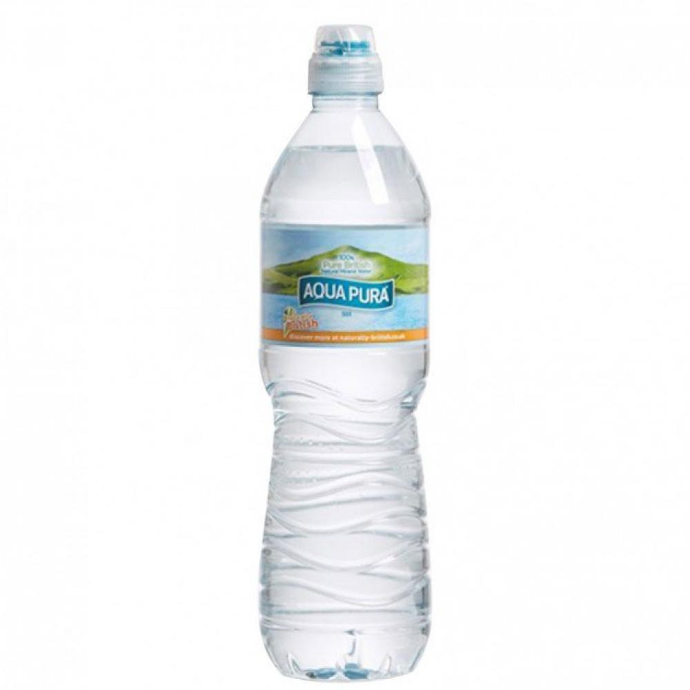 Aqua Pura Still Natural Mineral Water 750ml