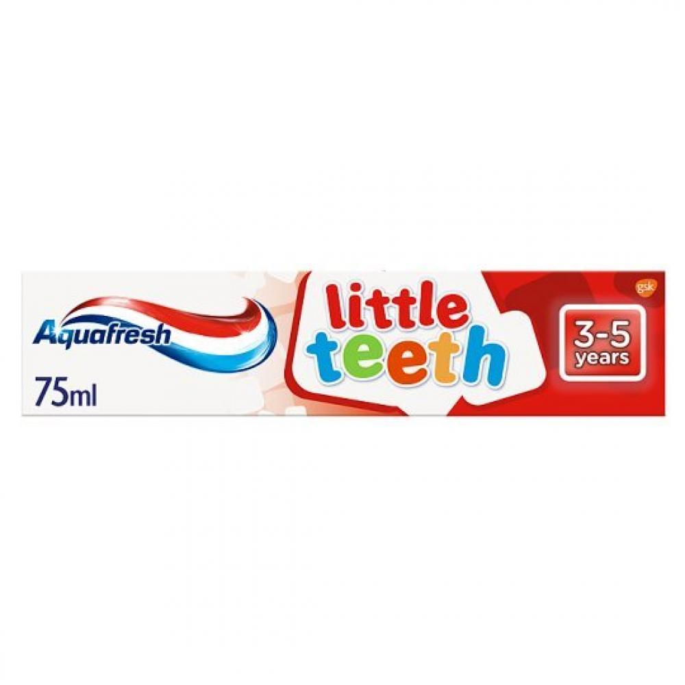 Aquafresh Little Teeth Toothpaste 75ml