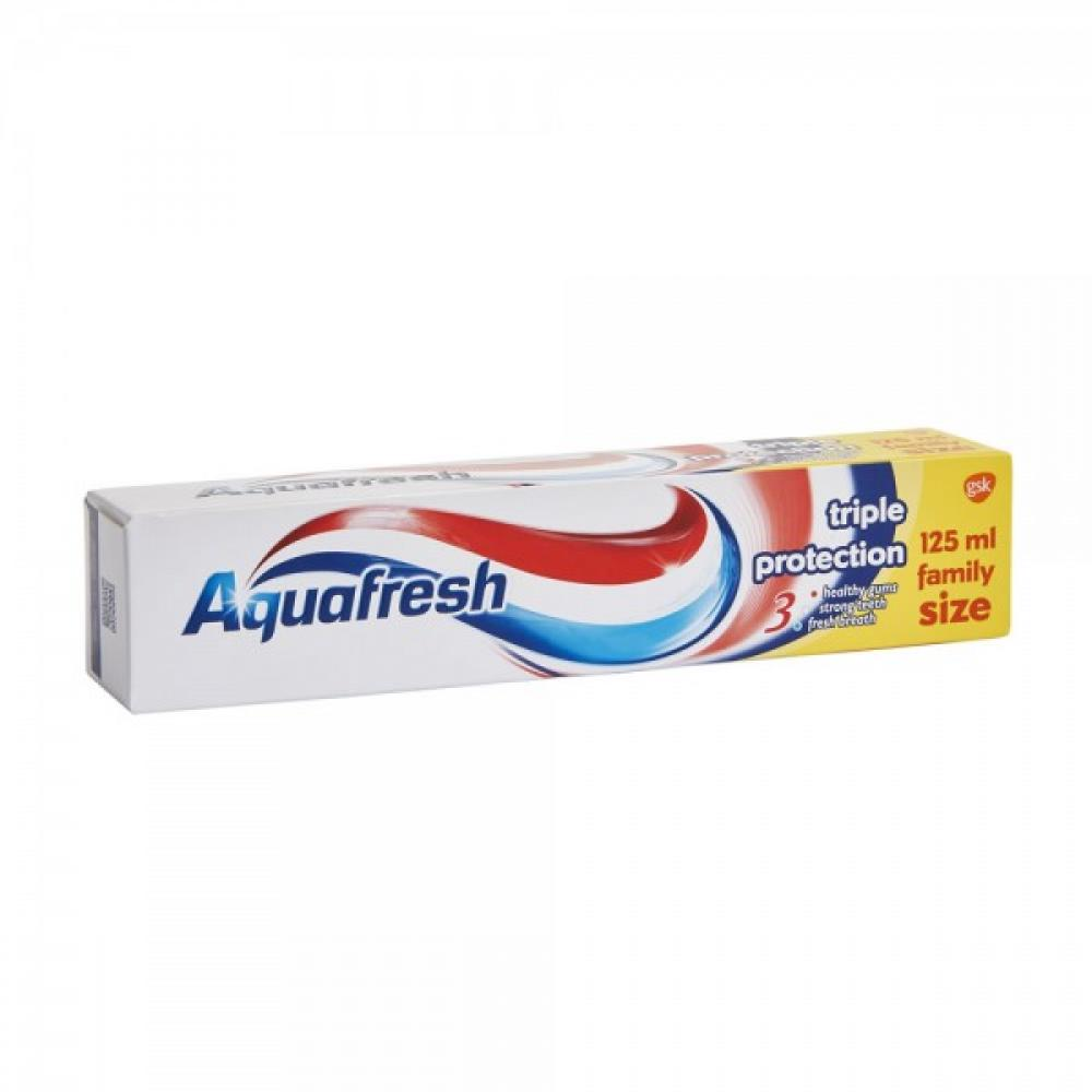 Aquafresh Triple Protection 125ml