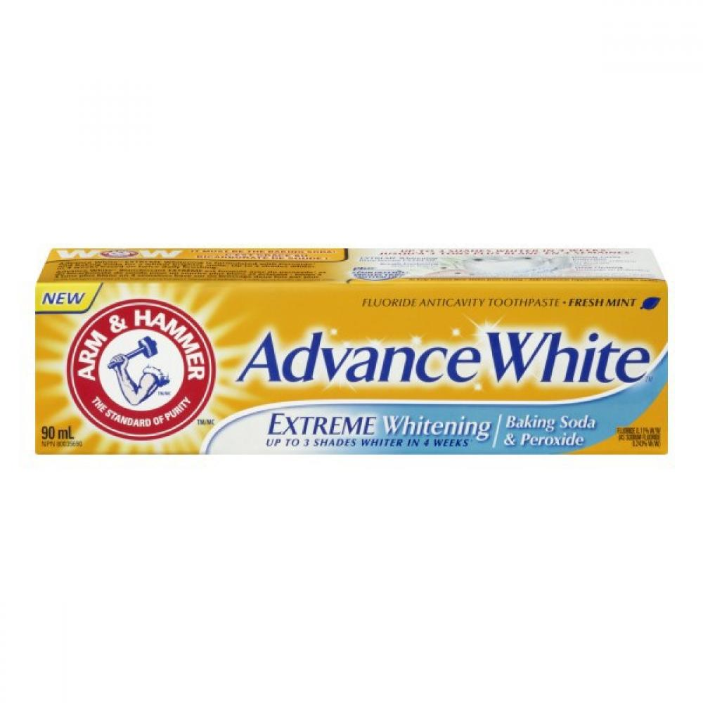 Arm and Hammer Advance White Extreme Baking Soda Toothpaste 75 ml