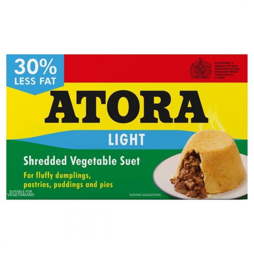 Atora Light Shredded Vegetable Suet 240g