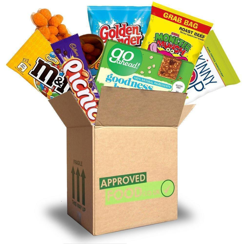 AUGUST SPECIAL  Approved Food Picnic Box 2