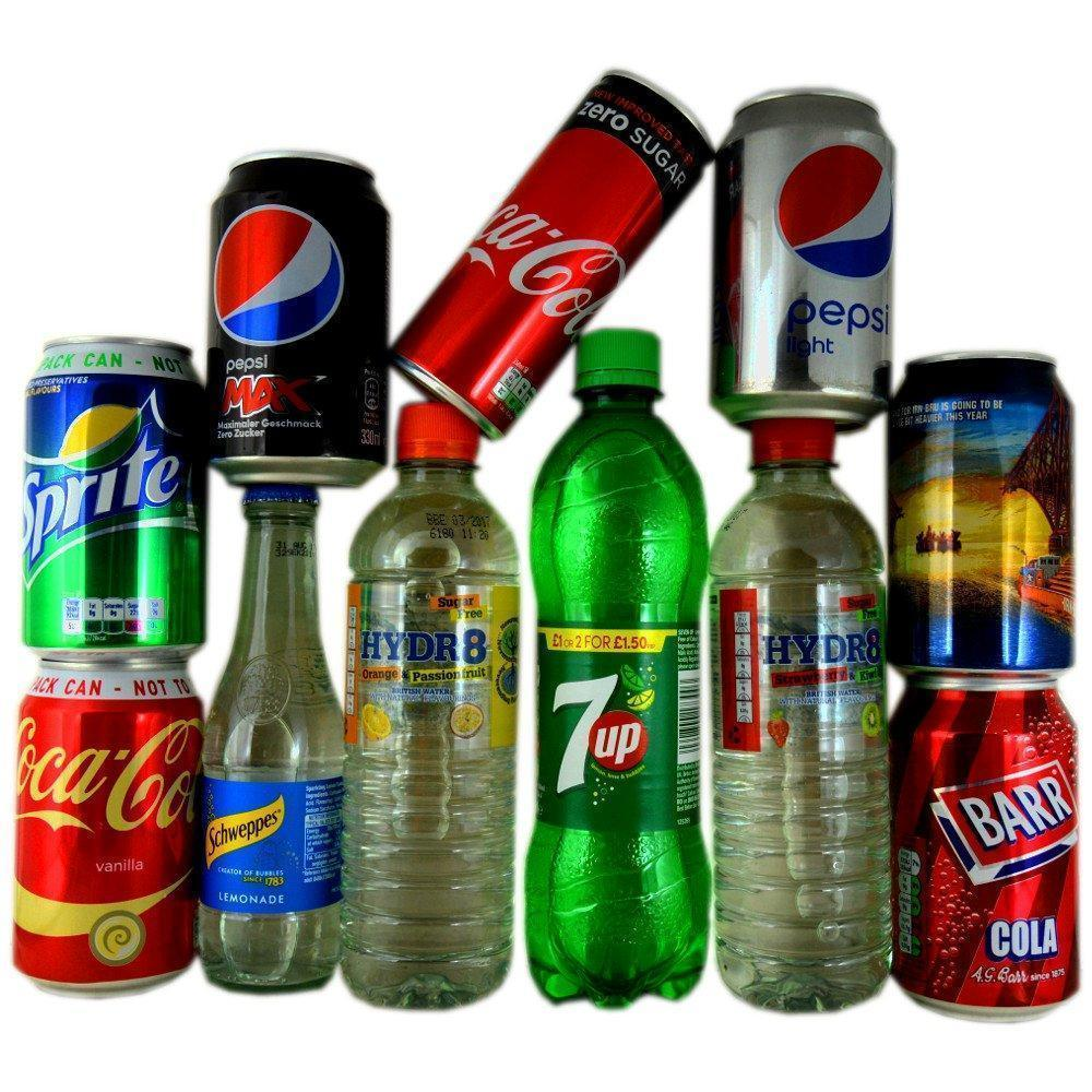 AUGUST SPECIAL  Approved Food Soft Drinks Box