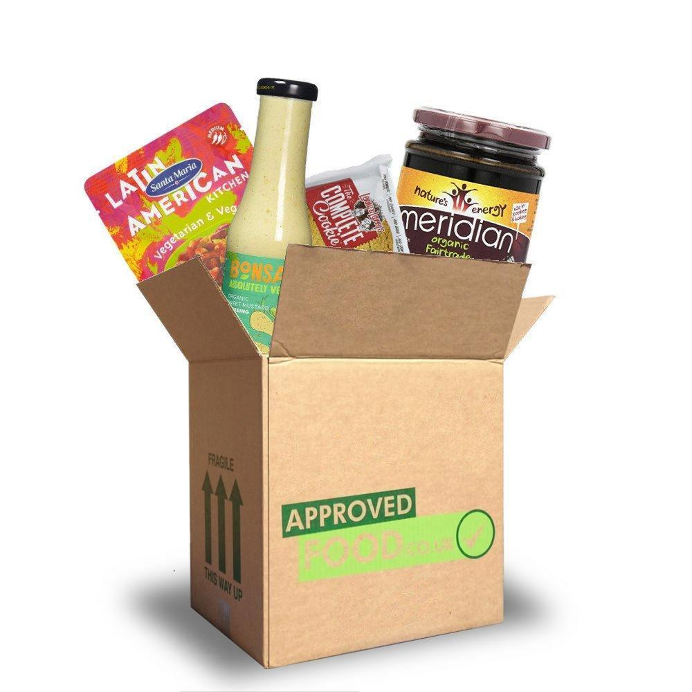 AUGUST SPECIAL  Approved Food Vegan Box