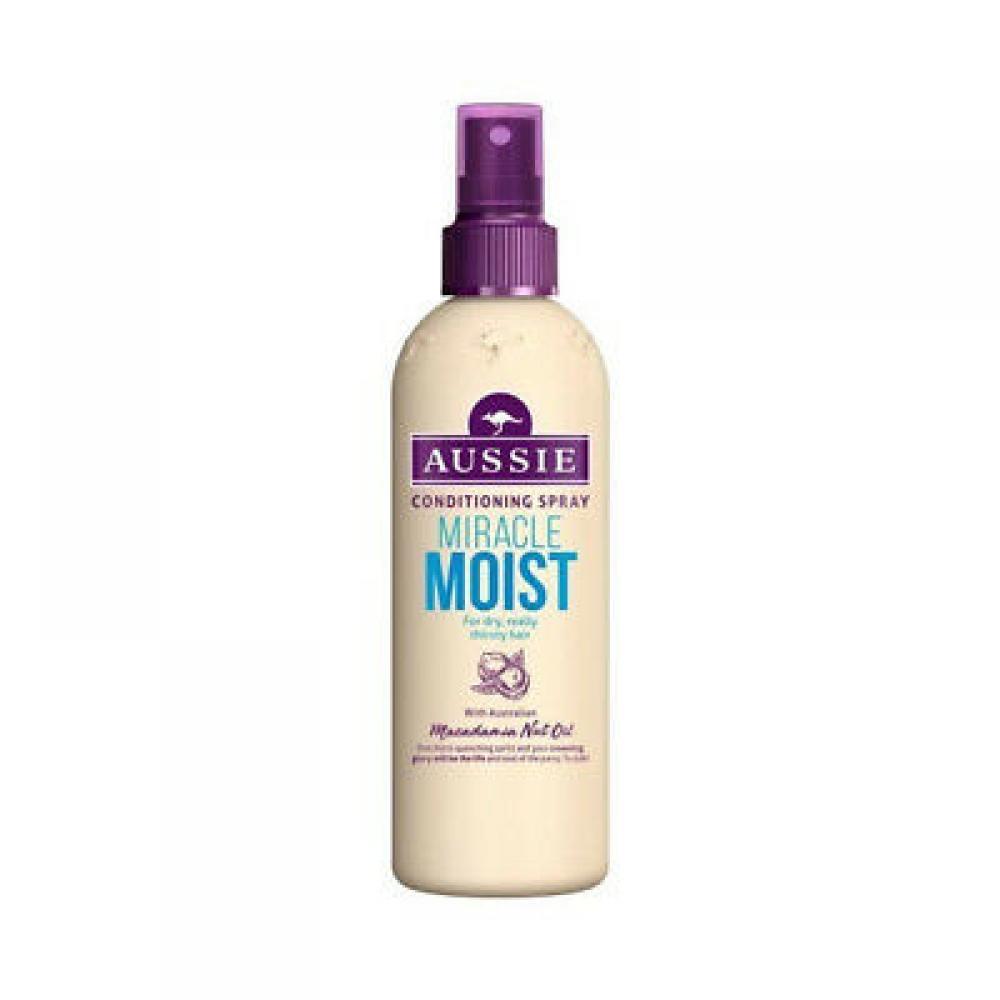 Aussie Miracle Moist Conditioning Spray 250 ml