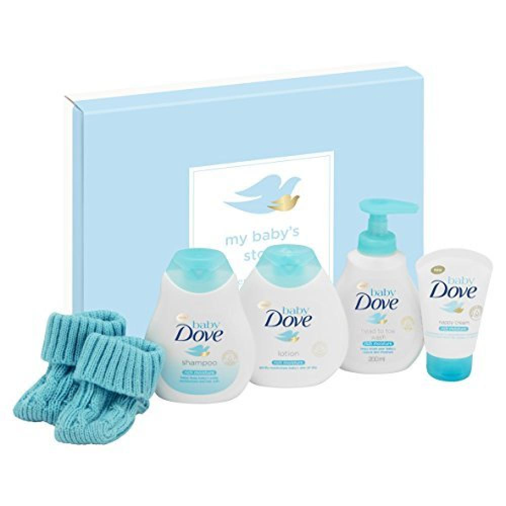 FLASH DEAL  Baby Dove My Babys Story Gift Set