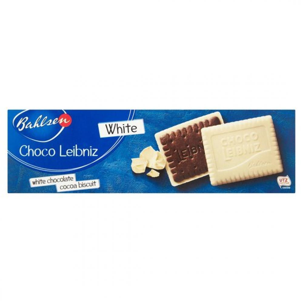 SALE  Bahlsen Choco Leibniz White 125g