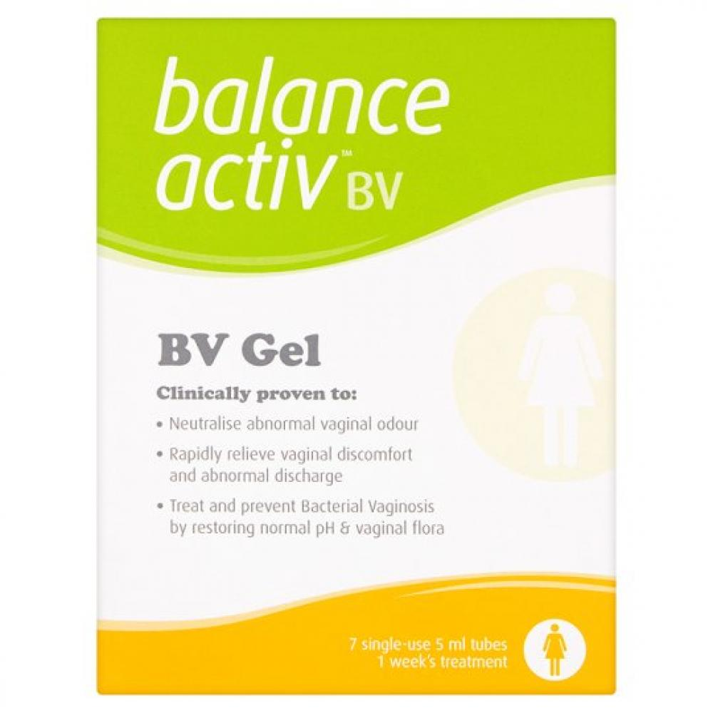 Rolf Kullgren AB Balanced Active BV Gel Pack of 7 Tubes