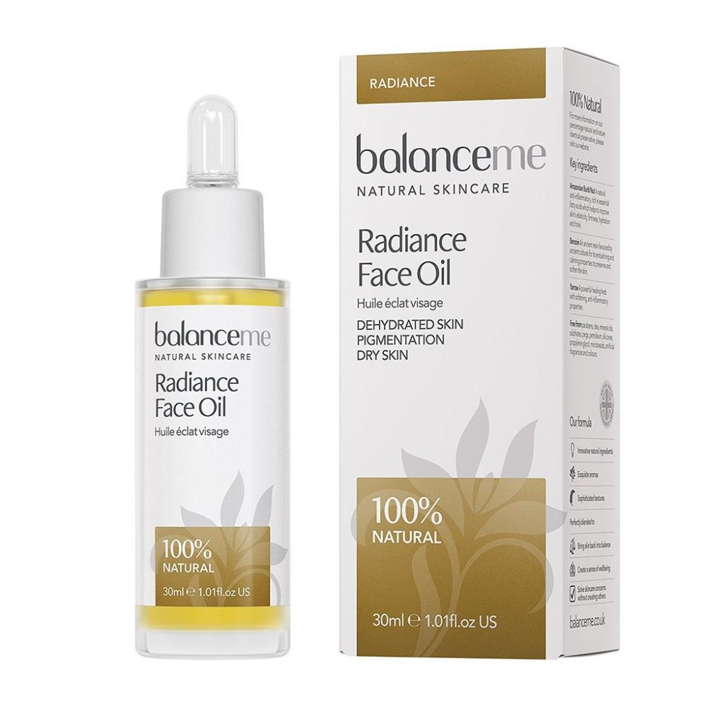 Balanceme Radiance Face Oil 30ml