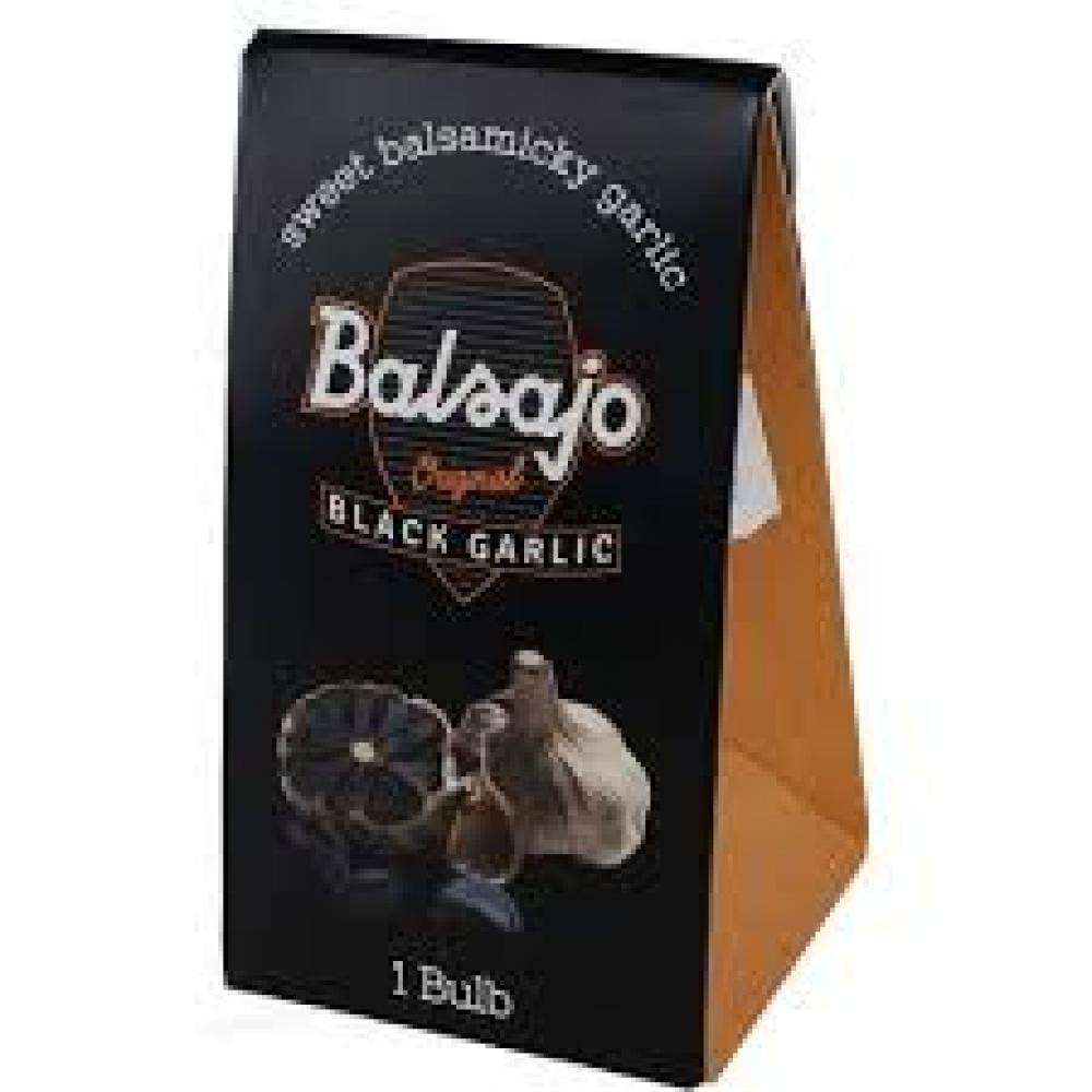 Balsajo Original Black Garlic Bulb