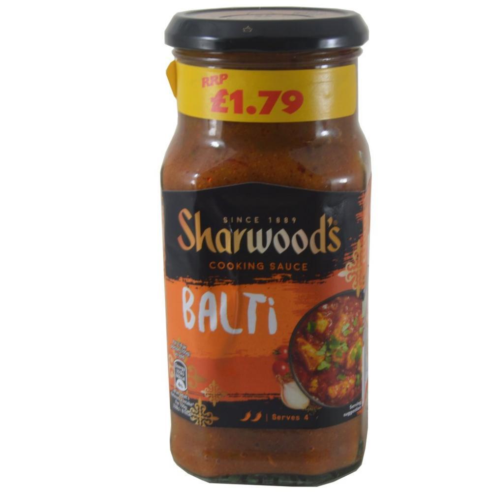 Sharwoods Balti Cooking Sauce 420g
