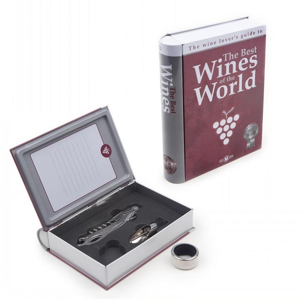 Unbranded Balvi The Best Wines Of The World Wine Kit
