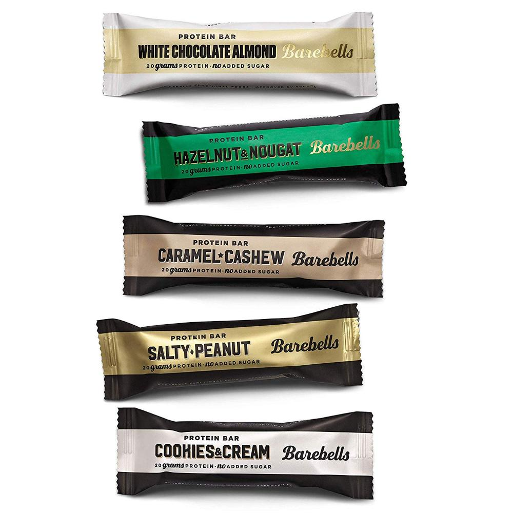 Barebells Low Sugar Protein Bar - Mixed Selection 55 g Lucky Dip